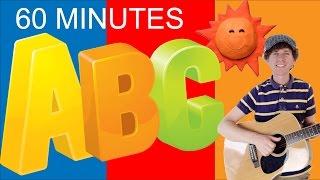 getlinkyoutube.com-ABC Songs and More | 1 Hour of Kids Songs Dream English | Children, Kids, Preschool, Kindergarten