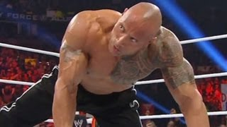 THE ROCK DONE WITH WWE FOR GOOD?!