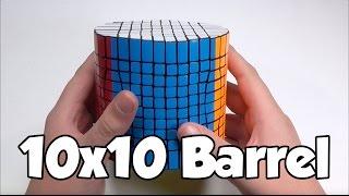 getlinkyoutube.com-My 10x10x10 Barrel | Former World Record