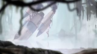 getlinkyoutube.com-Space Girl vs. Tentacles! DELETED SCENE