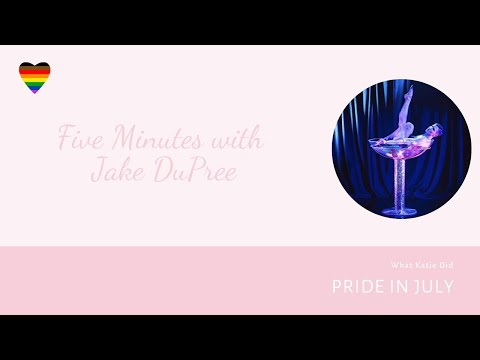 Five Minutes with Jake Dupree