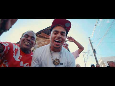 Baje con Trenza Remix (Video Oficial)