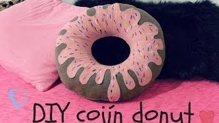 getlinkyoutube.com-DIY cojín donut