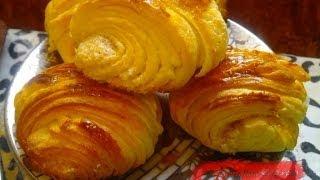 getlinkyoutube.com-بتيبان أو كرواسون ناجح بطريقة بسيطة Croissant