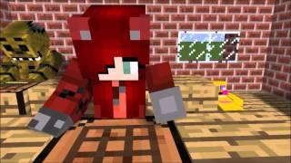getlinkyoutube.com-FNAF Monster School: Crafting - Minecraft Animation (Five Nights At Freddy's)