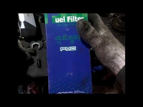 Топливный фильтр для дизельного двигателя Great Wall/Haval GW4d20 кат№
