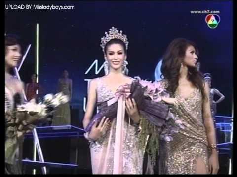 Miss Tiffany Universe 2012 Part16   Crown Moment Miss Tiffany Universe 2012