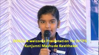 130622 BLDS Kunjunni Kavithakal