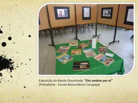 Agrupamento de Escolas Bento Carqueja - SEMANA DA LEITURA 2012