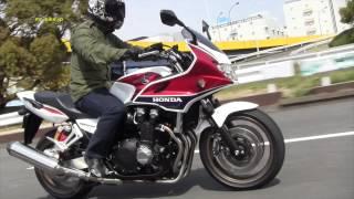getlinkyoutube.com-2014 Honda CB1300Super Bol d'or Road Test WEB Mr. Bike