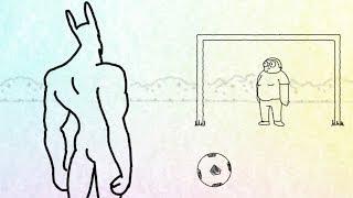 getlinkyoutube.com-Vamos jogar Futebol? - Cueio 04