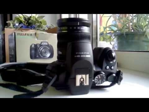 обзор на фотоаппарат fujifilm hs25exr