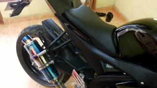 getlinkyoutube.com-Yamaha R15 knalpot R9