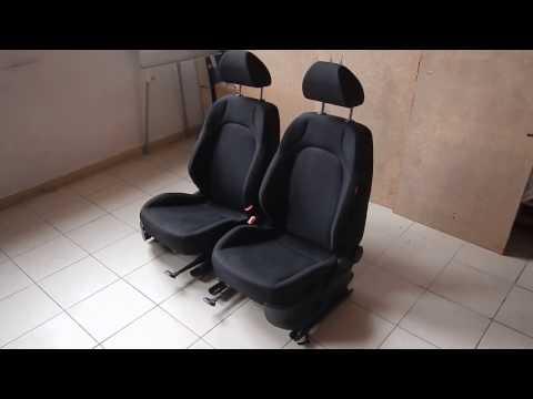 STIB-7 - Seat Ibiza - передние сиденья