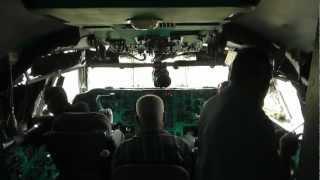getlinkyoutube.com-Ilyushin IL76 Free Libyan Air Force, Tripoli to Sebha