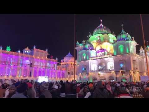 Takhat Patna Sahib Time lapse -  350th Annivesary Celebrations