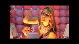 getlinkyoutube.com-Aniversário Paola  - 3 anos - Tema: Bailarina