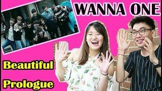 Wanna One - Beautiful MV Prologue Reaction [OMG!!! SO DRAMATIC!]