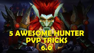 getlinkyoutube.com-Zumio - 5 Essential Hunter PvP Tricks and Tips 6.0