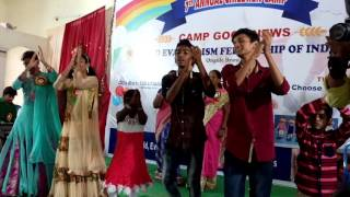 Tali Bajao Camp Song Ongole 2016