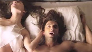 getlinkyoutube.com-Hot Sunny Leone and Ranveer Singh Bed Scene