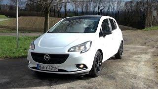 getlinkyoutube.com-2015 Opel Corsa 1.4 ecoFLEX (90 HP) TEST DRIVE