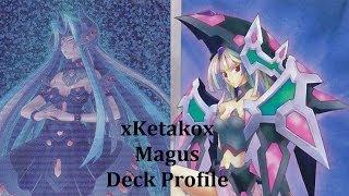 getlinkyoutube.com-Magus Deck Profile 4/10/14 - Hexagonal Magus/Pentagonal Magus (xKetakox)