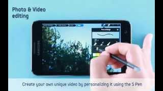 getlinkyoutube.com-Samsung Galaxy Note 2 Photo & Video editing