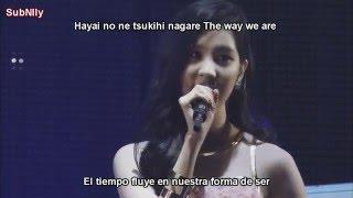 Girls' Generation (SNSD) - Indestructible Live [Sub Español + Rom]
