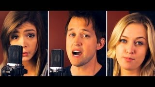 "getlinkyoutube.com-""One More Night"" - Maroon 5 - Luke Conard, Alex Goot, Julia Sheer, Chad Sugg, ATC, Missglamorazzi"