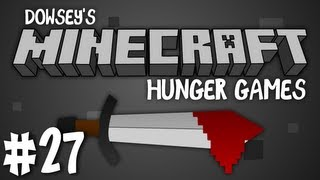 Dowsey's Minecraft Hunger Games :: #27 :: New Map!