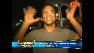 getlinkyoutube.com-¡Las imágenes prohibidas de Jhendelyn Núñez en Brasil!