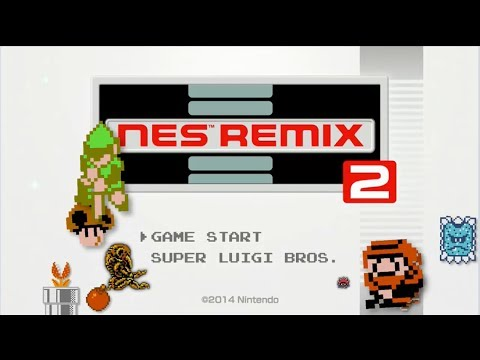 Let's Play NES REMIX 2 - Part 1 - Deflowering an Elgato
