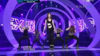 getlinkyoutube.com-[12.03.02] EXID - Shock (BEAST) (Special Stage) @ Mnet MCount Down