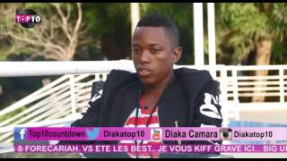 TOP10 Interview de Junior Barry 2016
