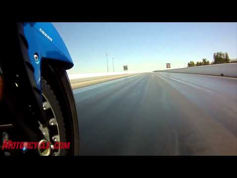 Hypersport Shootout: 2012 Kawasaki ZX-14R vs. 2012 Suzuki Hayabusa LE