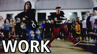 getlinkyoutube.com-WORK - Rihanna Dance Video | @MattSteffanina Choreography ft Fik-Shun