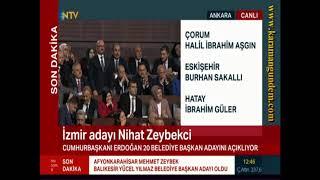 Cumhurbaşkanı Mahmut Sami Şahin Dedi