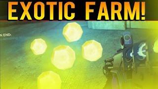 getlinkyoutube.com-Destiny - Best Exotic Engram Farm - Ultra Farming Location