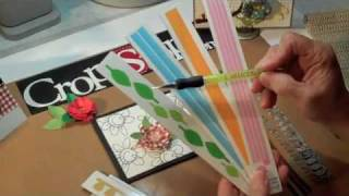 getlinkyoutube.com-Quilling with Cuttlebug