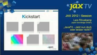 getlinkyoutube.com-JavaFX - Jetzt nun doch oder besser nicht?