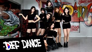 getlinkyoutube.com-AOA 사뿐사뿐(Like a Cat) Dance Cover 데프댄스스쿨 수강생 월평가 최신가요 방송댄스 데프컴퍼니 defdance kpop cover 댄스학원