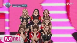 [TWICE - Cheer Up] KPOP TV Show l M COUNTDOWN 160519 EP.474