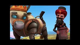 Burka Avenger Vs Robo-Cow Part 02 (Full episode w/ English subtitles)