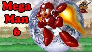 getlinkyoutube.com-The Mega Man 6 World Tour, Part 1