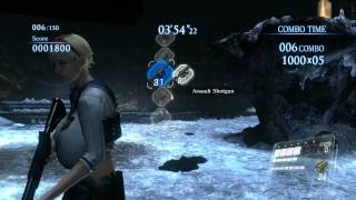 Resident Evil 6 - Sherry Birkin Big Boobs Mod