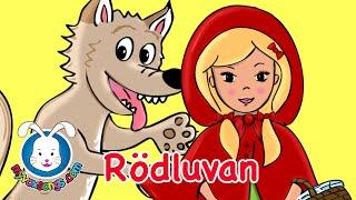 Rödluvan - Sagor för barn | Red Riding Hood in Swedish