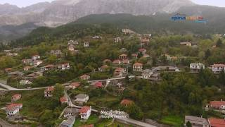 Melissourgoi Artas Drone flight