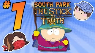 getlinkyoutube.com-The Stick of Truth: Welcome to South Park - PART 1 - Steam Train
