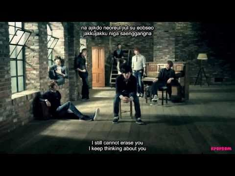 U-KISS - 0330 MV Eng Sub &amp; Romanization Lyrics